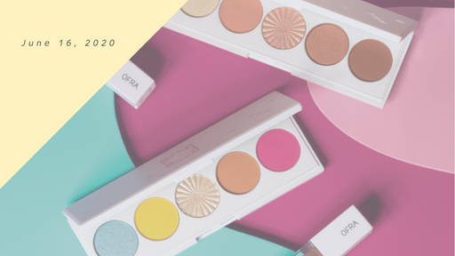 OFRA LAUNCHES MORE HIGHLIGHTER INSPIRED EYESHADOW PALETTES