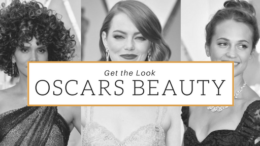 Get the Look: Oscars Beauty