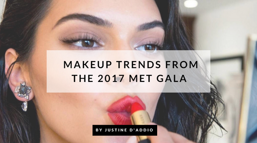 Makeup Trends from the 2017 Met Gala
