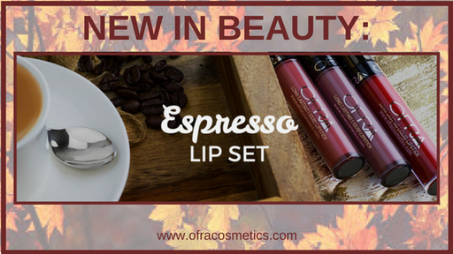 New in Beauty at OFRA
