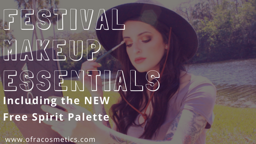 Festival Makeup Essentials