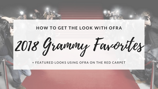 Get the Grammy Look with OFRA
