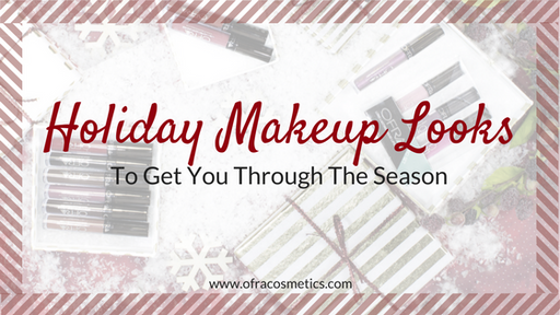 Holiday Makeup Looks