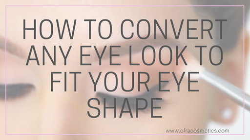 How to Convert Any Eye Look to Fit Your Eye Shape