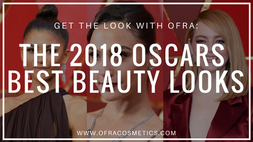 The 2018 Oscars Best Beauty Looks