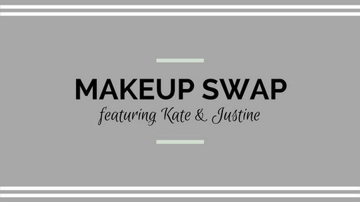 Makeup Swap: Kate & Justine Switch Routines