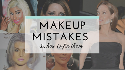 Makeup Mistakes and How to Fix Them