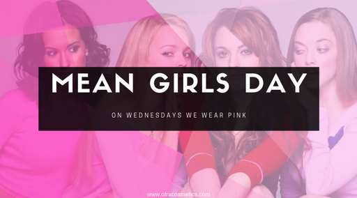 The OFRA Team Does #MeanGirlsDay