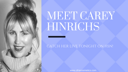 Meet Carey Hinrichs