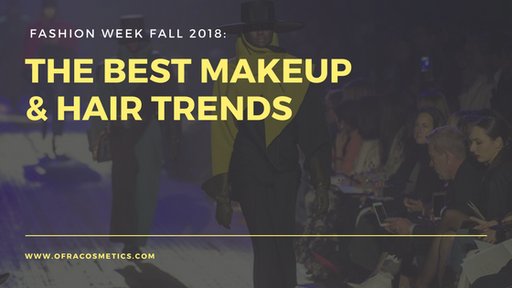 The Best of Fall 2018 Fashion Week