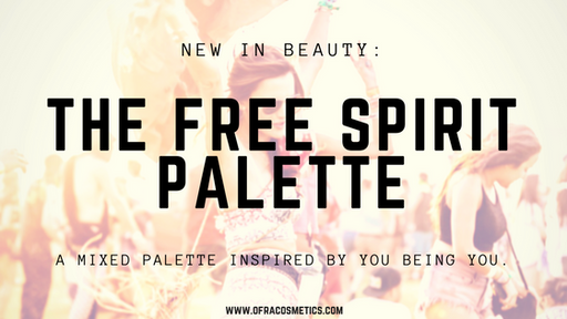 The Free Spirit Palette