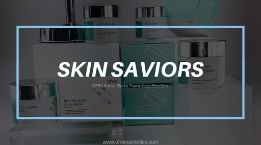 OFRA Social Media Teams Skin Saviors