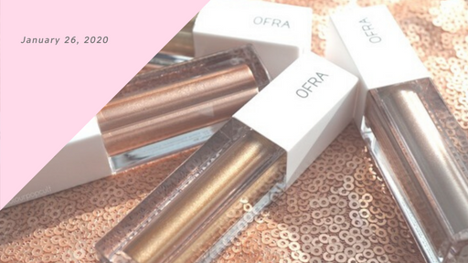 OFRA RELAUNCHES LIQUID EYESHADOWS