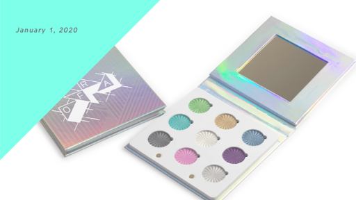 OFRA LAUNCHES ALL-NEW MILLENNIUM EYESHADOW PALETTE