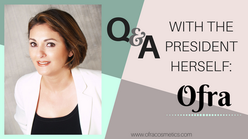 Q&A with Ofra