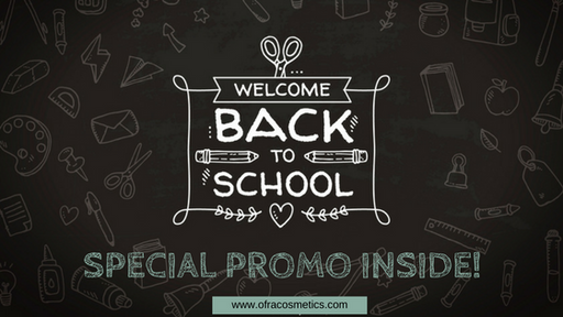 Back to School Special Promo!