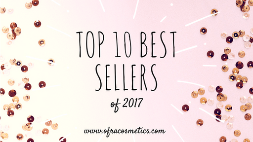 OFRA's Top 10 of 2017