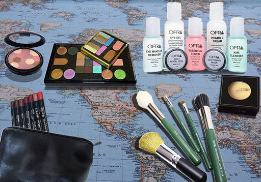 Ofra's On the Go Traveling Tips