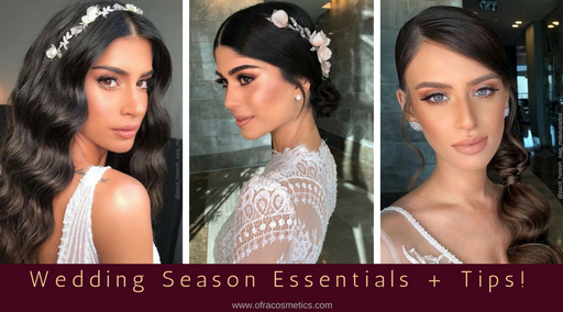 Wedding Season Essentials + Tips!