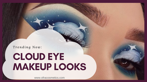 Trending Now: Cloud Eye Makeup Looks