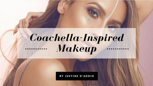 Coachella-Inspired Makeup Lookbook