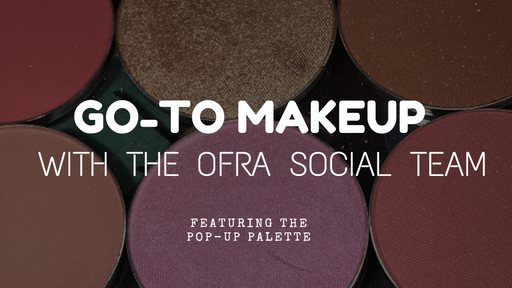 Go-To Makeup with the OFRA Social Team