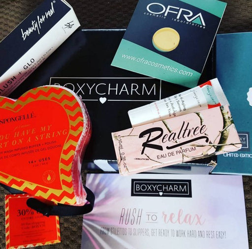 April's Boxycharm is All About OFRA