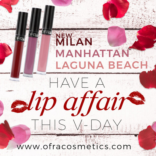 Newly Released: The Lip Affair Collection