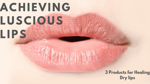 3 Products for Healing Dry Lips