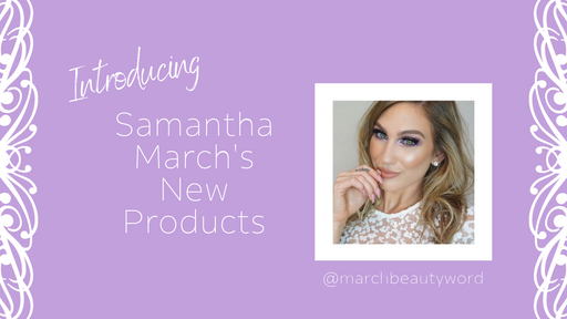NEW PRODUCT ALERT: OFRA X @Marchbeautyword