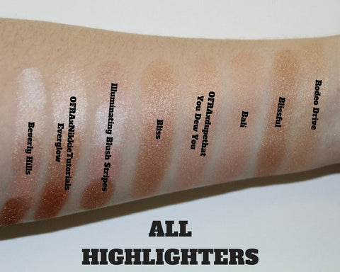 Highlighters Ofra Cosmetics