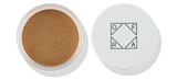 Default Title - mobile Derma Mineral Powder Foundation Terracotta in container with lid to the right