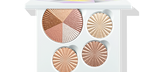 Default Title - mobile Glow Up Palette in white packaging