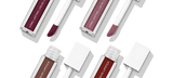 Default Title - mobile Hot Toddies Mini Liquid Lipsticks in clear packaging with doe-foot applicators to the right