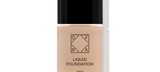 Default Title - mobile Cream Beige Liquid Foundation in glass bottle with black cap
