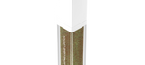 Default Title - mobile Standing Emerald City Long Lasting Liquid Lipstick with cap on