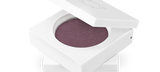 Default Title - mobile Slightly opened Plum Eyeshadow compact on top of closed compact
