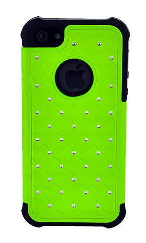 iPhone 6/6S Diamond Ballistic Case Green