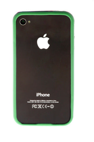 iPhone 5C Bumper Green