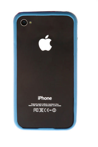 iPhone 5C Bumper Light Blue