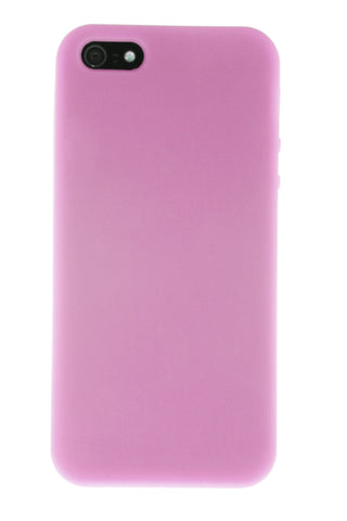 iPhone 5/5S Soft Glove Case Pink