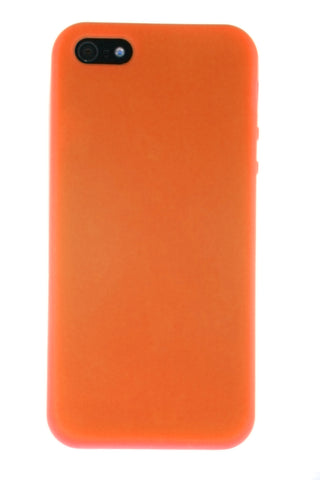 iPhone 5/5S Soft Glove Case Orange