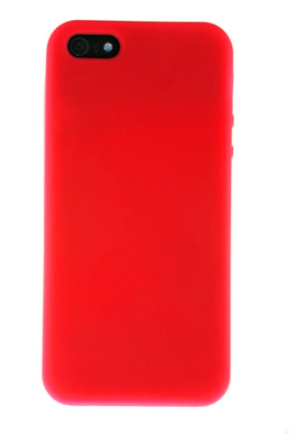 iPhone 5/5S Soft Glove Case Red