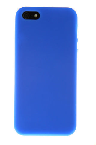 iPhone 4/4S Soft Glove Case Blue