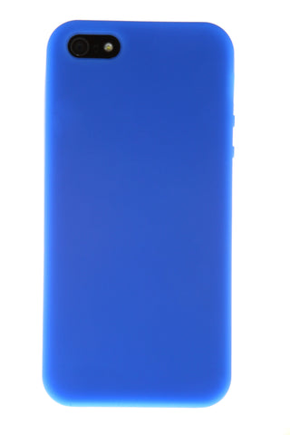 iPhone 5/5S Soft Glove Case Blue