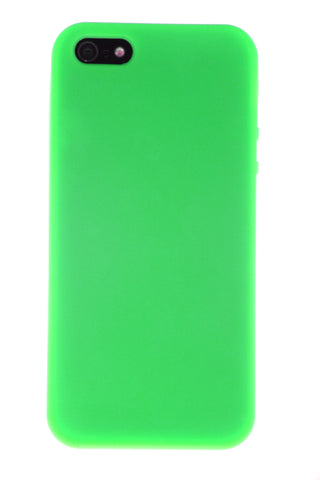 iPhone 5/5S Soft Glove Case Green