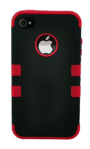 iPhone 5/5S Defender Case Red Stripe