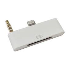 iPhone 5/5S/5C Lightning Audio Adapter