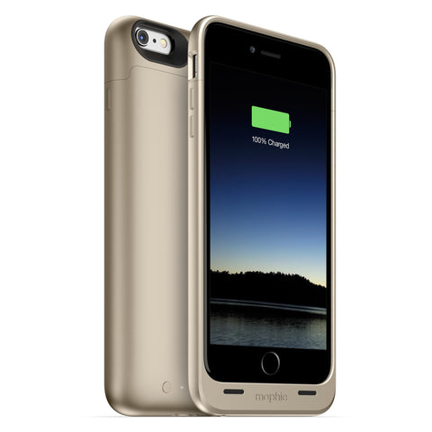 iPhone 6/6S Plus Mophie Juice Pack Air Gold