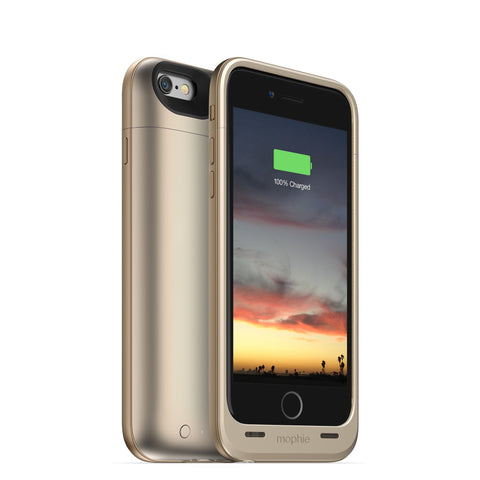 iPhone 6/6S Mophie Juice Pack Air Gold